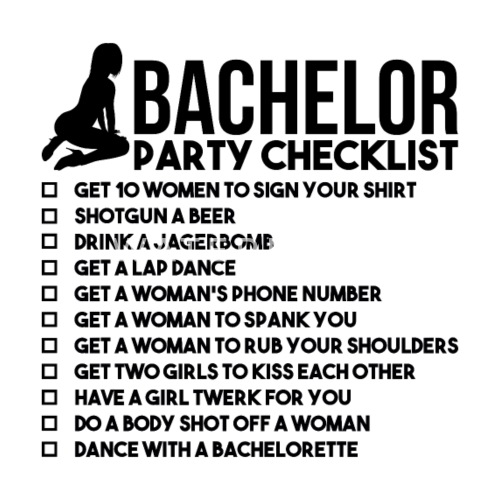 what i want in a man checklist