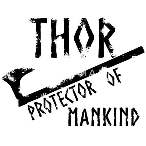 Protector Of Mankind Mens Premium T Shirt