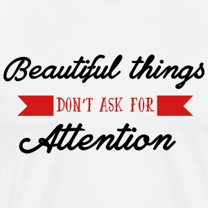 Beautiful Things - Men's Premium T-Shirt