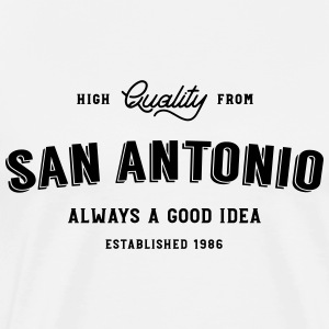 San Antonio - always a good idea - Men's Premium T-Shirt