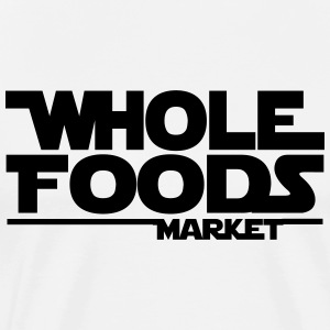 WHOLE_FOODS_STAR_WARS - Men's Premium T-Shirt