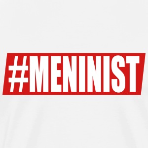 Official Meninist - Men's Premium T-Shirt