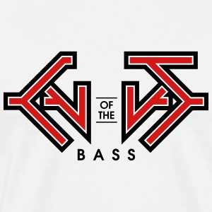 Cult Of the Bass Logo Shirt - Men's Premium T-Shirt