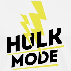 Hulk Mode, Gym wear - Men's Premium T-Shirt