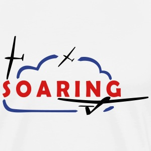 soaring - Men's Premium T-Shirt