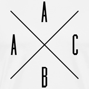 A.C.A.B. - 1312 - All colours are beautiful - Men's Premium T-Shirt