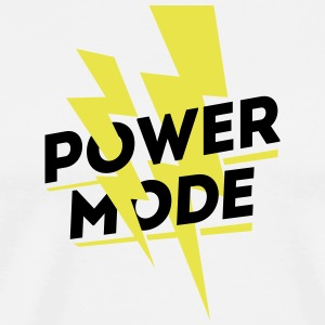 Power Mode - Gym wear - Men's Premium T-Shirt