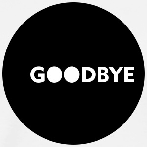 GOODBYE - Men's Premium T-Shirt