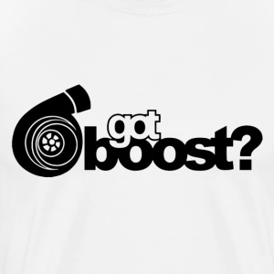 got boost? - Men's Premium T-Shirt