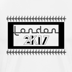 London 2k17 - Men's Premium T-Shirt