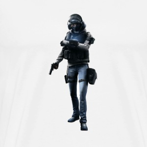 IQ Rainbow Six Siege Shirt design - Men's Premium T-Shirt