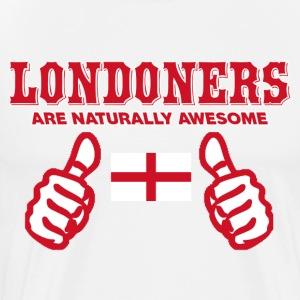 LONDON DESIGN - Men's Premium T-Shirt