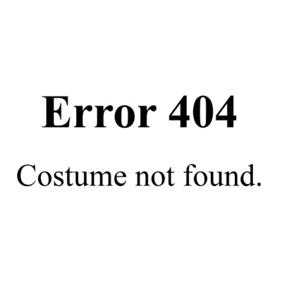 404 Costume Not Found