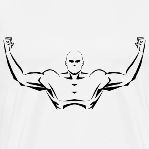 Flex Your Pecs - Men's Premium T-Shirt