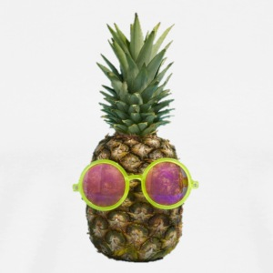 SWAGGY PINEAPPLE - Men's Premium T-Shirt