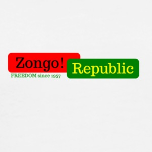 Zongo! Republic - Men's Premium T-Shirt
