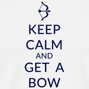 Bow - Bow - Men's Premium T-Shirt