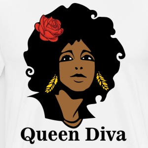 Queen Diva - Men's Premium T-Shirt
