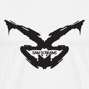 Sam Screams OG - Men's Premium T-Shirt
