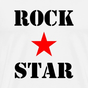 ROCK ★ STAR - Men's Premium T-Shirt