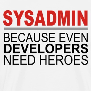 Sysadmin - Men's Premium T-Shirt