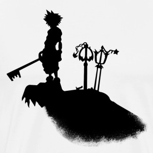 Keyblade - Men's Premium T-Shirt