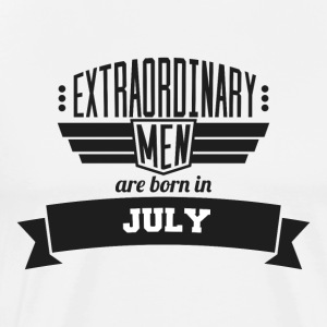 07 Extraordinary July - Men's Premium T-Shirt