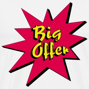 Big Offer / Chance - Men's Premium T-Shirt