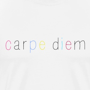 Carpe Diem - Seize the day - Men's Premium T-Shirt