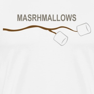 Marshmallows - Men's Premium T-Shirt