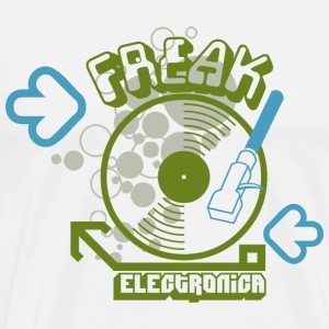 Freak Electronica - Men's Premium T-Shirt