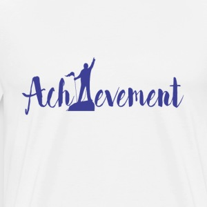 achievement - Men's Premium T-Shirt