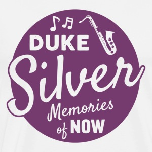 Duke Silver Memories of Now - Men's Premium T-Shirt