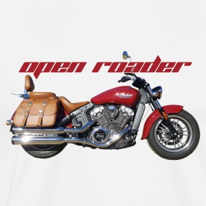 Open Roader Cruiser - Men's Premium T-Shirt