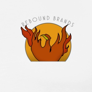 Mens Tee Phoenix Badge Rebound Official - Men's Premium T-Shirt