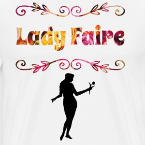 Lady Faire - Men's Premium T-Shirt