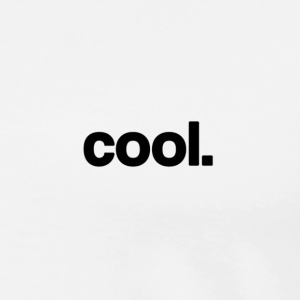cool. - Men's Premium T-Shirt