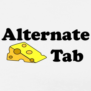 ALTERNATE TAB - Men's Premium T-Shirt