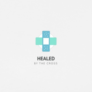 Healed by the Cross Psalm 103:1-3 - Men's Premium T-Shirt