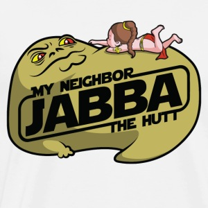 My Neighbor Jabba - Men's Premium T-Shirt