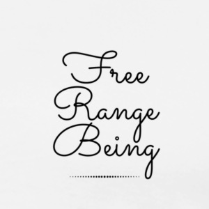 Free Range Being - Men's Premium T-Shirt