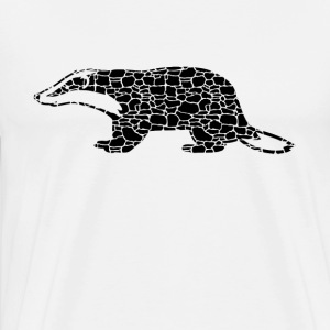 Badger Shirt - Men's Premium T-Shirt