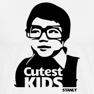 CutestKids Stanly - Men's Premium T-Shirt