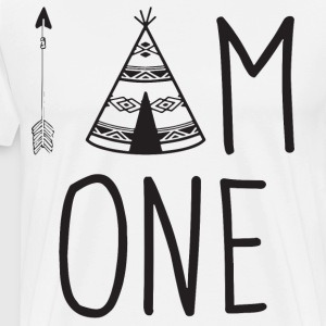 I am One Wild One Birthday Outfit Wild One Shirt 1 - Men's Premium T-Shirt