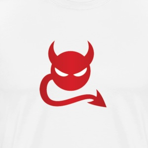 Devil Eyes - Men's Premium T-Shirt