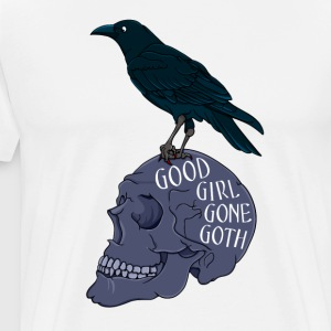Good girl gone goth - Men's Premium T-Shirt
