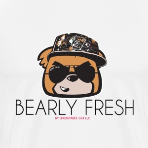 Bearly Fresh - Men's Premium T-Shirt