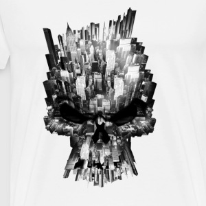 Dead City - Men's Premium T-Shirt