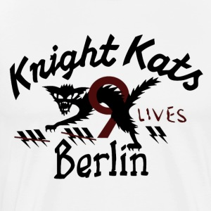 Knight Kats Berlin - Men's Premium T-Shirt