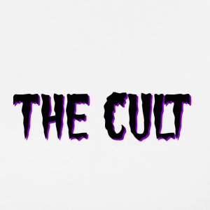 The Cult - Purple Logo - Men's Premium T-Shirt